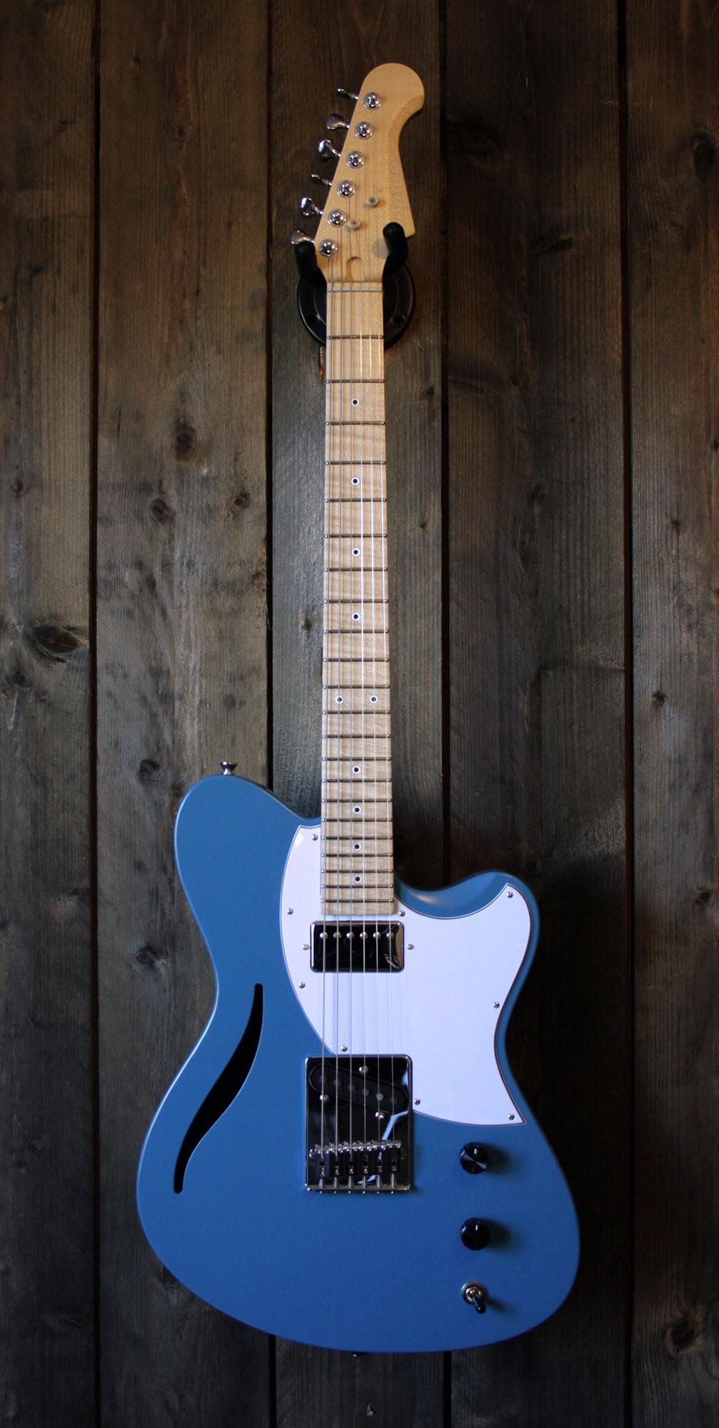 guitares électriques made in France Ligérie Sauvignon